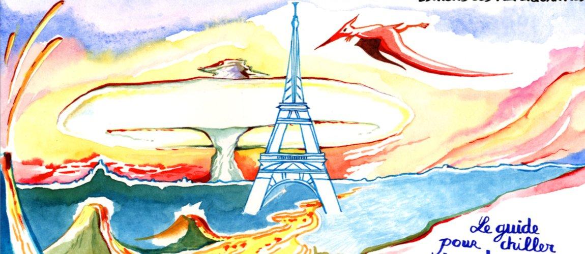 Paris City Guide Home
